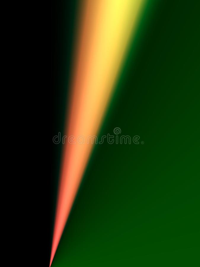 Modèle décoratif multicolore dynamique de fond abstrait image libre de droits