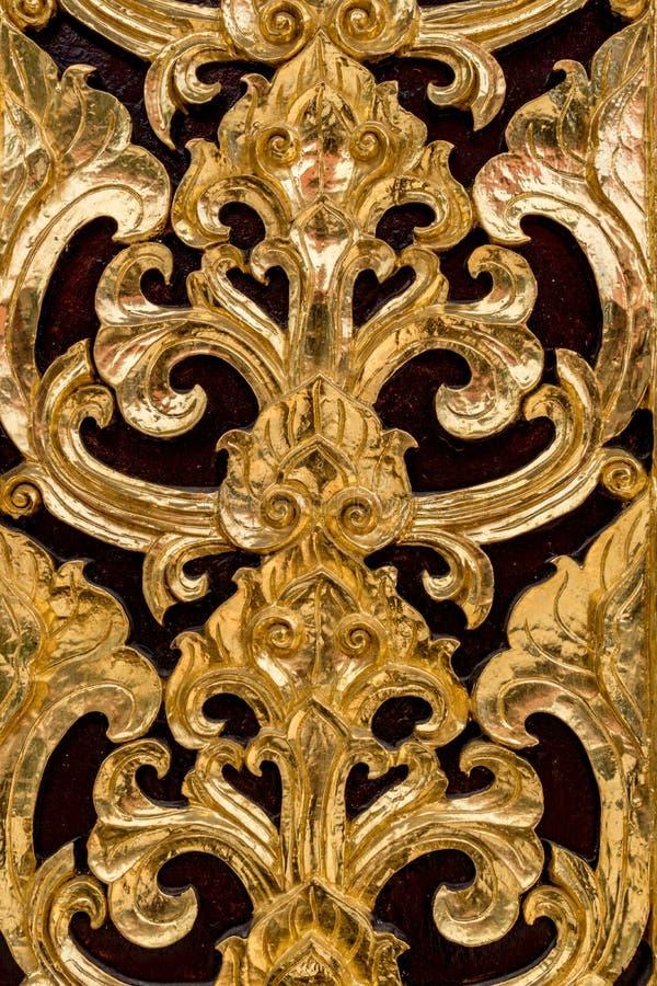 Download Modèle Découpé Par Bois Thaïlandais Image stock - Image du découpez, culture: 87704161