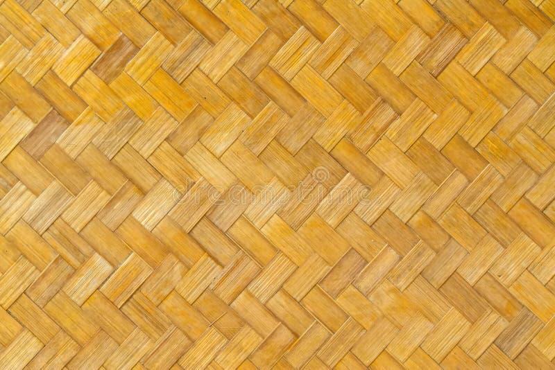 Modèle d'armure du fond en bambou photographie stock libre de droits