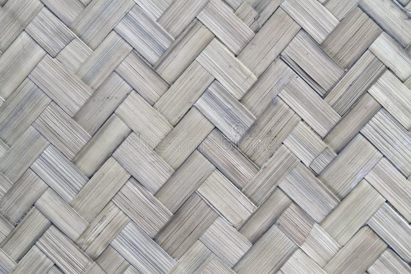 Modèle d'armure du fond en bambou photos libres de droits