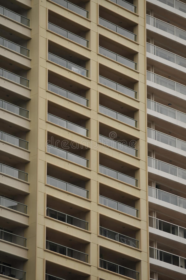 Modèle d'immeuble images libres de droits