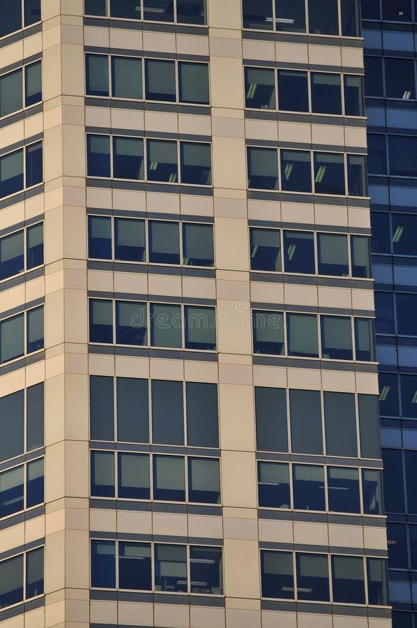 Modèle d'immeuble de bureaux image stock