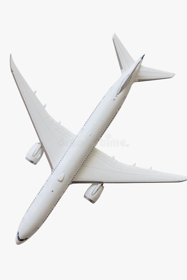 Modèle de Boeing d'avion photo stock