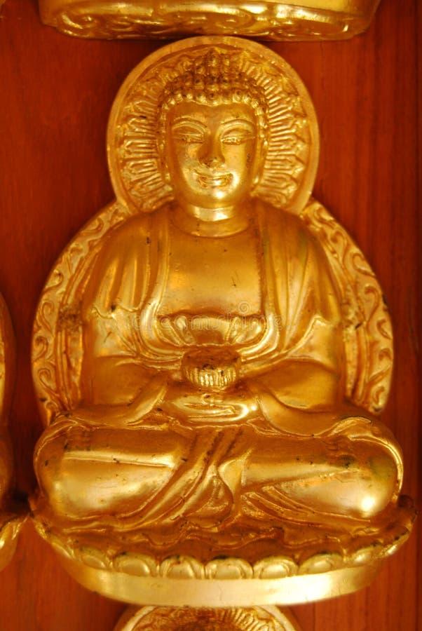 Modèle de Bouddha. images libres de droits