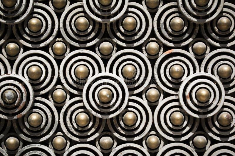 Modèle de cercles photo libre de droits