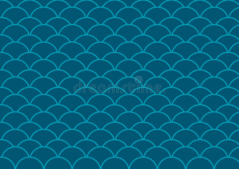 Modèle de courbe images stock