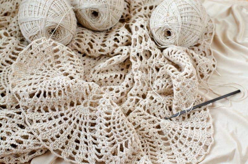 Modèle de crochet image stock