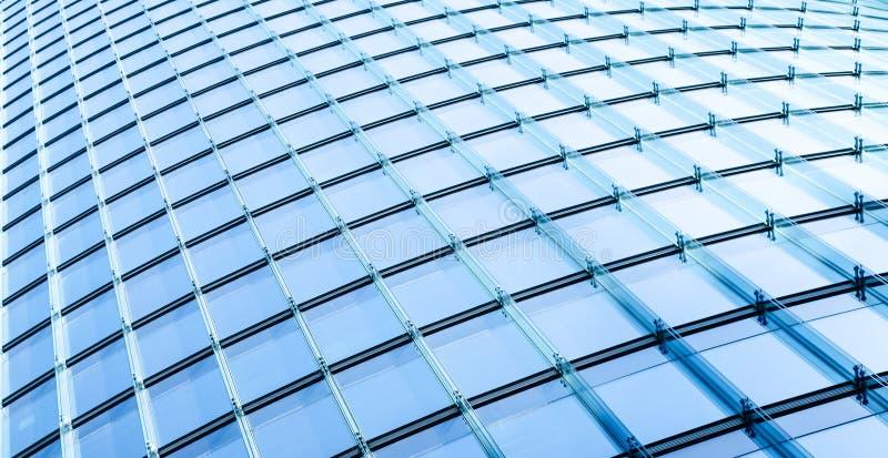 Modèle de façade de bâtiment - backgrou moderne de concept d'architecture image libre de droits