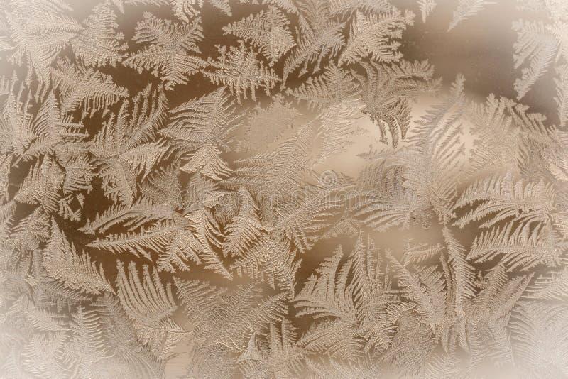 Modèle de Frost images libres de droits