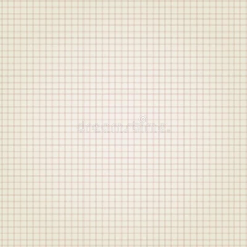 Modèle de grille sensible de fond de texture de papier de toile photo stock