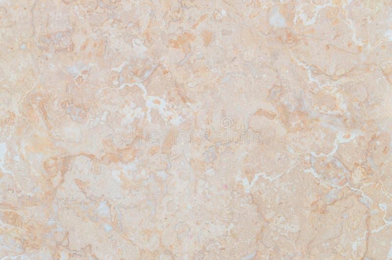 Modèle de marbre abstrait extérieur de plan rapproché au fond de marbre brun de texture de mur en pierre image stock