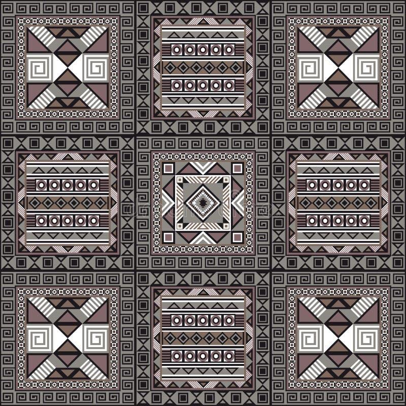 Modèle 3 de Navajo illustration de vecteur