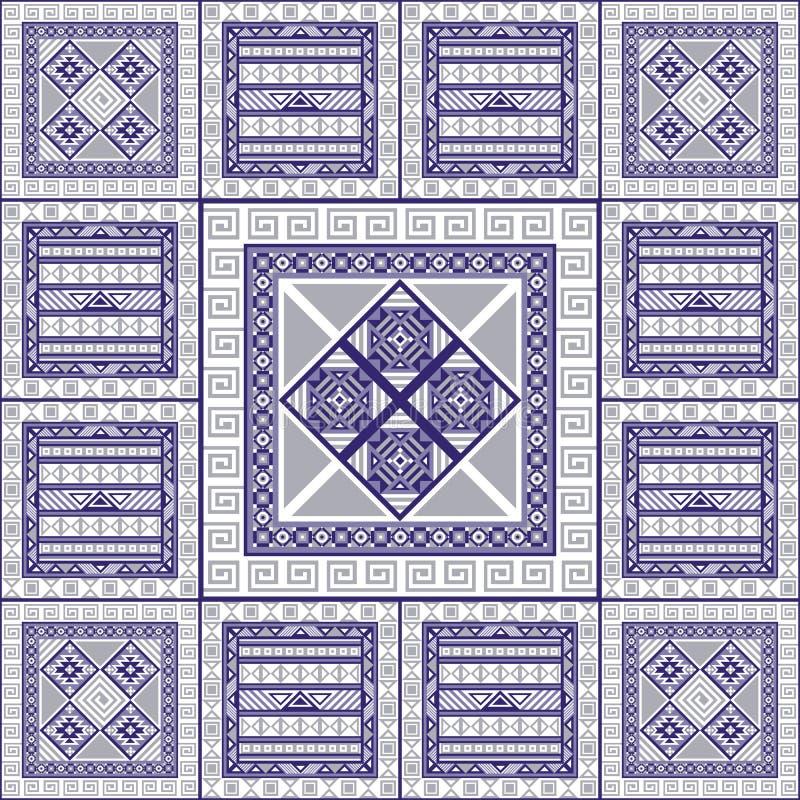 Modèle 31 de Navajo illustration libre de droits