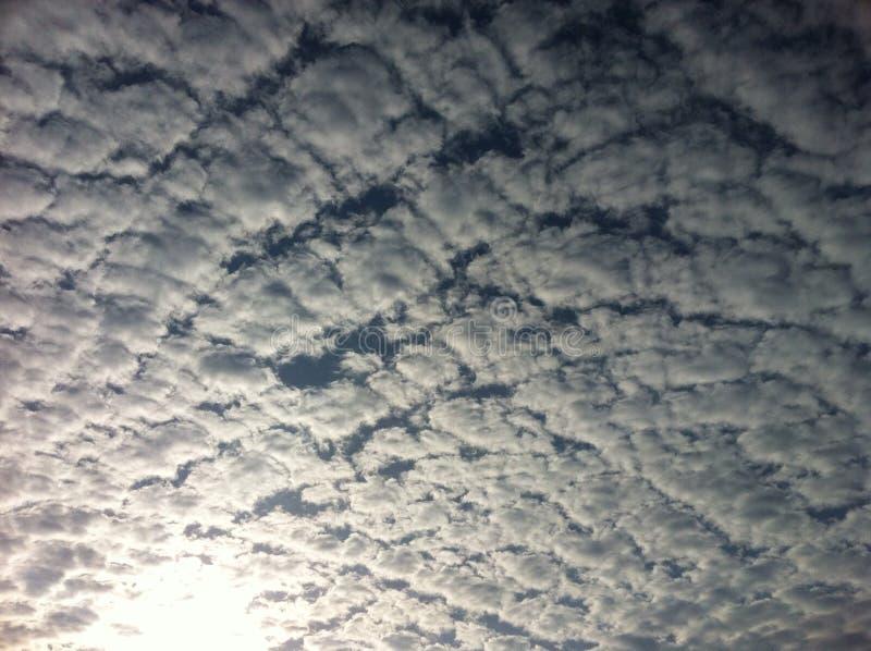Modèle de nuage images stock