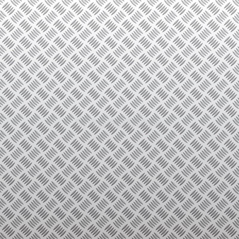 Modèle de plancher en acier illustration libre de droits