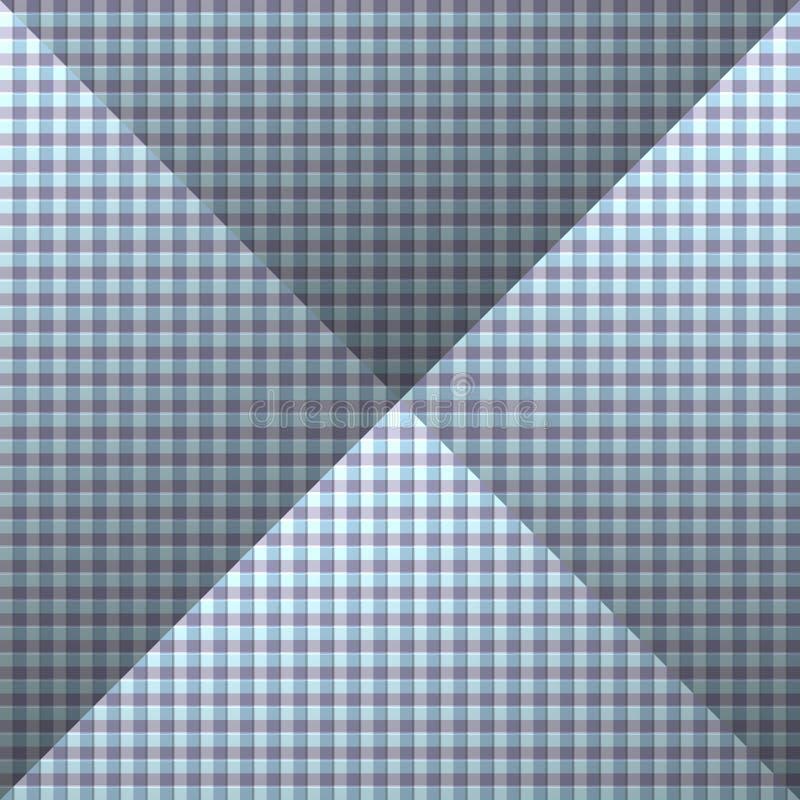 Modèle de pyramide illustration libre de droits