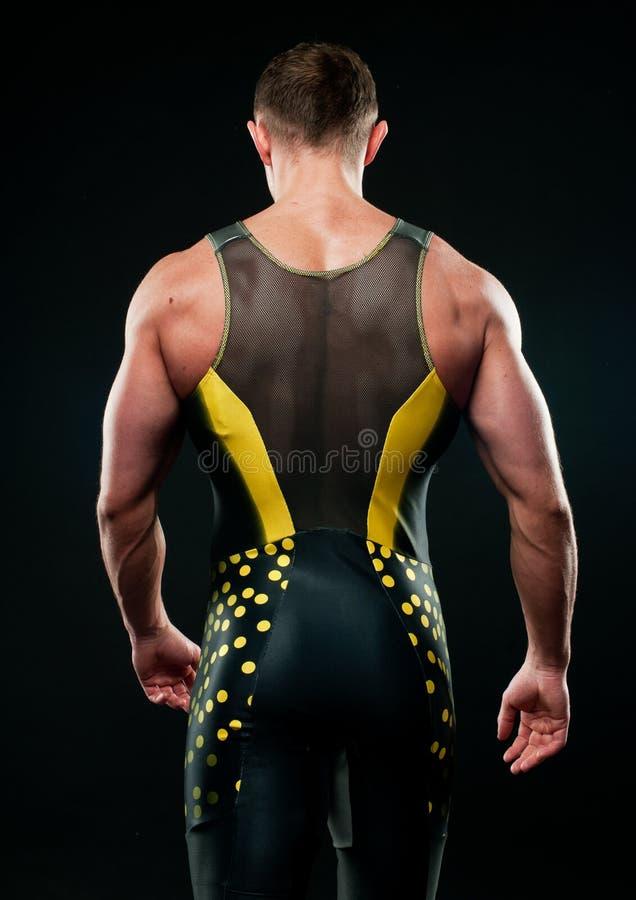 Modèle de sport photos libres de droits