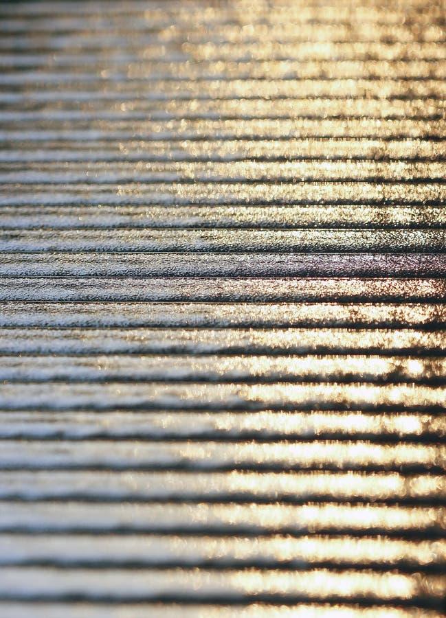 Texture en verre photos libres de droits