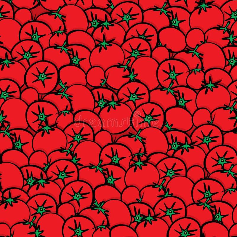 Download Modèle de tomates illustration de vecteur. Illustration du emballage - 76084473