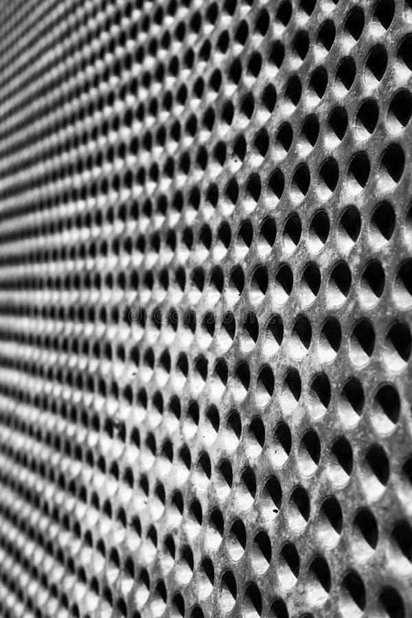 Modèle de trous de mur en béton photo libre de droits