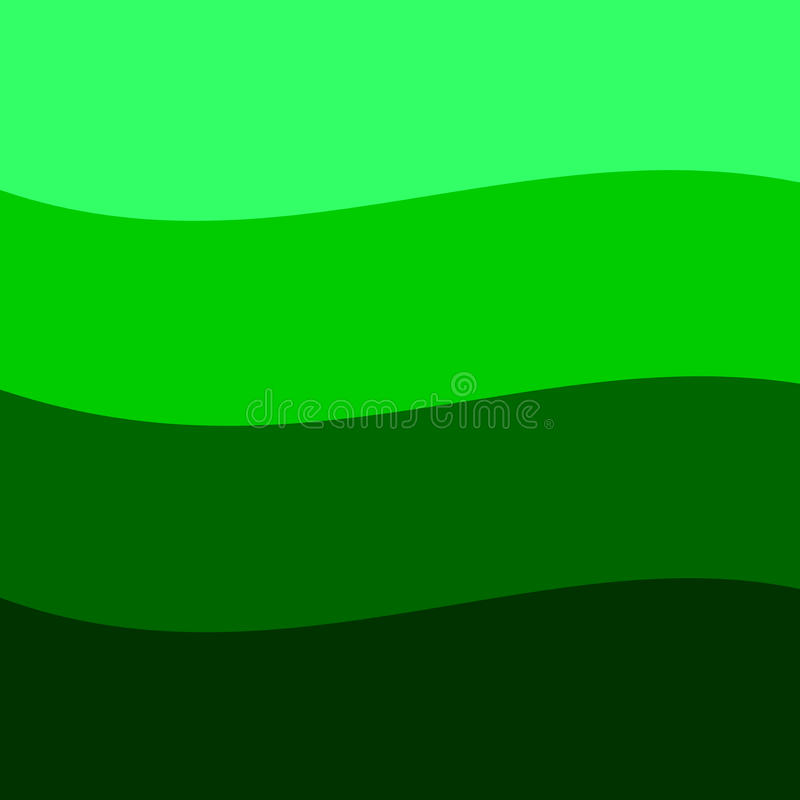 Download Modèle de vague verte photo stock. Image du onduler, abstrait - 76076538
