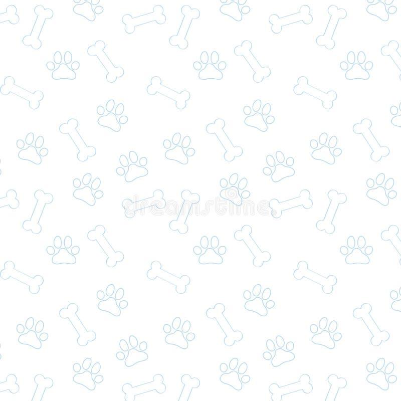 Modèle de zoo pour la copie conçue illustration de vecteur