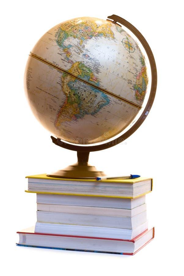Modèle du globe photo stock