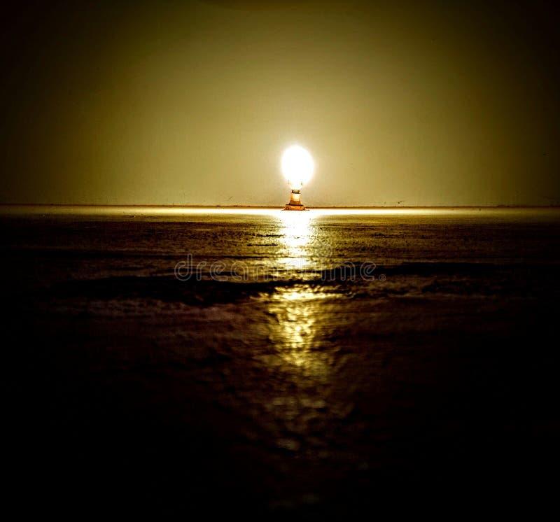 Modèle du lever de soleil images libres de droits
