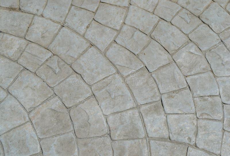 Modèle en pierre de brique de plancher photos stock