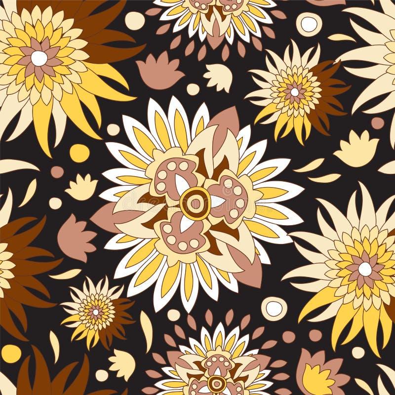 Download Modèle Floral Sans Couture De La Russie Conception De Slaves Illustration Illustration de Vecteur - Illustration du dessin, floral: 56486776