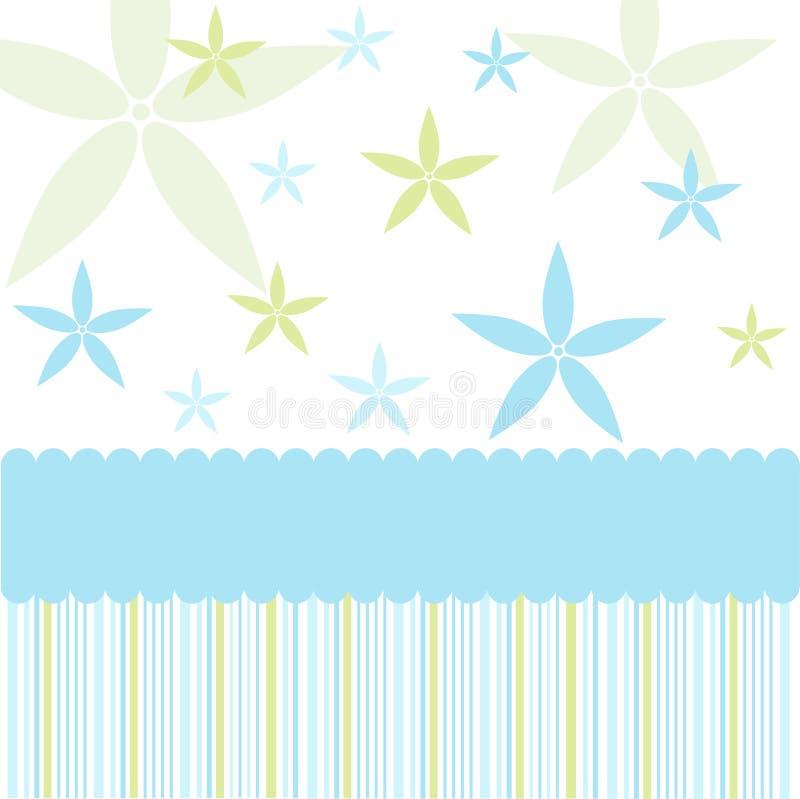 Modèle floral sans couture, papier peint illustration de vecteur