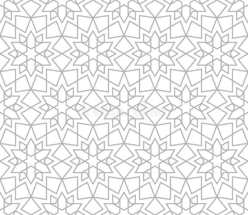Fond Sans Couture Floral Texture Sans Couture Géométrique