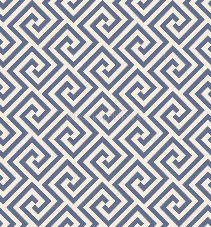 Modèle géométrique abstrait sans couture - vecteur eps8 illustration stock