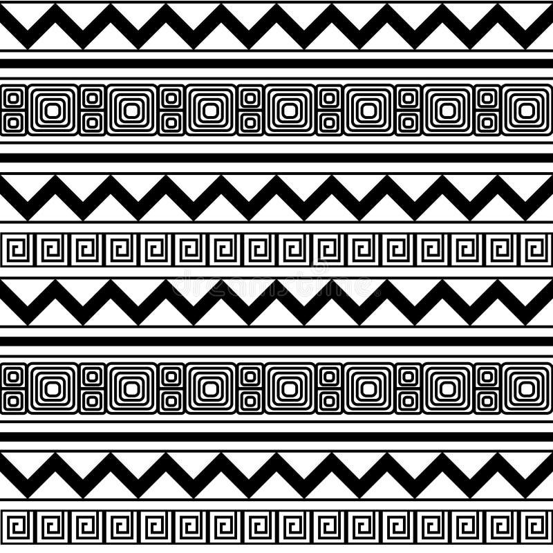 Modèle géométrique lumineux abstrait illustration libre de droits