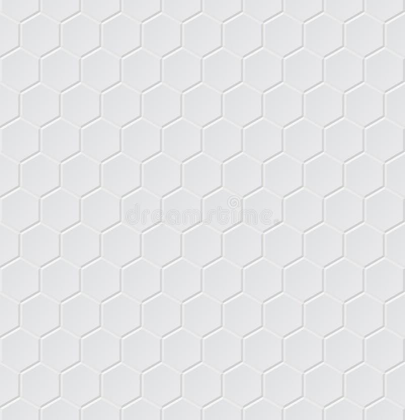 Modèle géométrique sans couture illustration stock