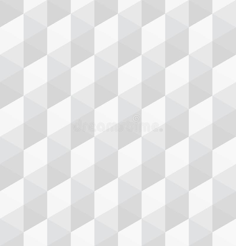 Modèle géométrique sans couture illustration libre de droits