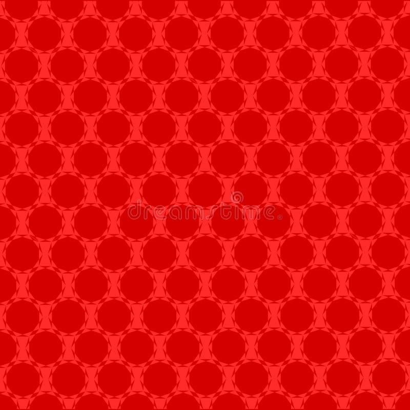 Modèle géométrique sans couture abstrait avec l'angle de dix étoiles photo stock