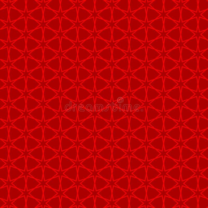 Modèle géométrique sans couture abstrait avec l'hexagone photo libre de droits