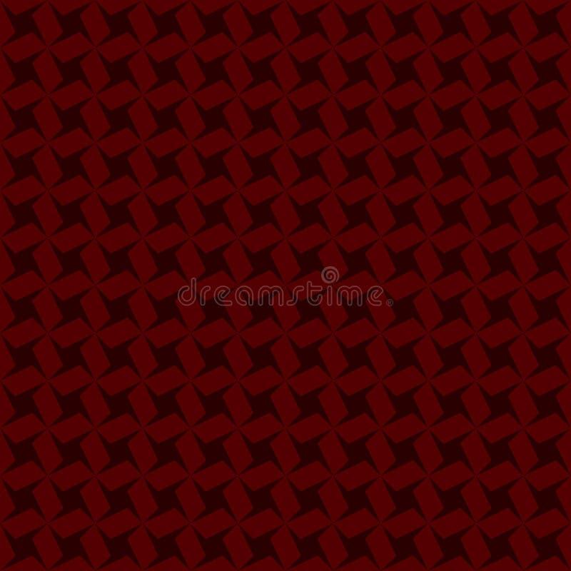 Modèle géométrique sans couture abstrait avec le paralellogram images libres de droits
