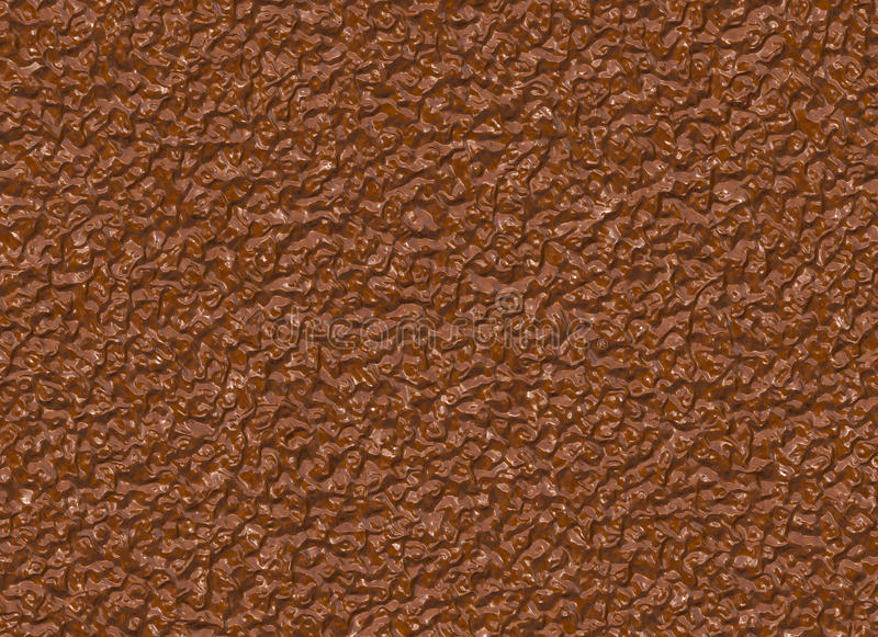 Modèle humide de chocolat au lait. milieux bruns photo libre de droits