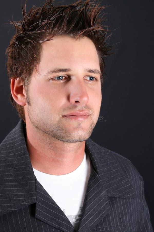 Modèle mâle photos stock