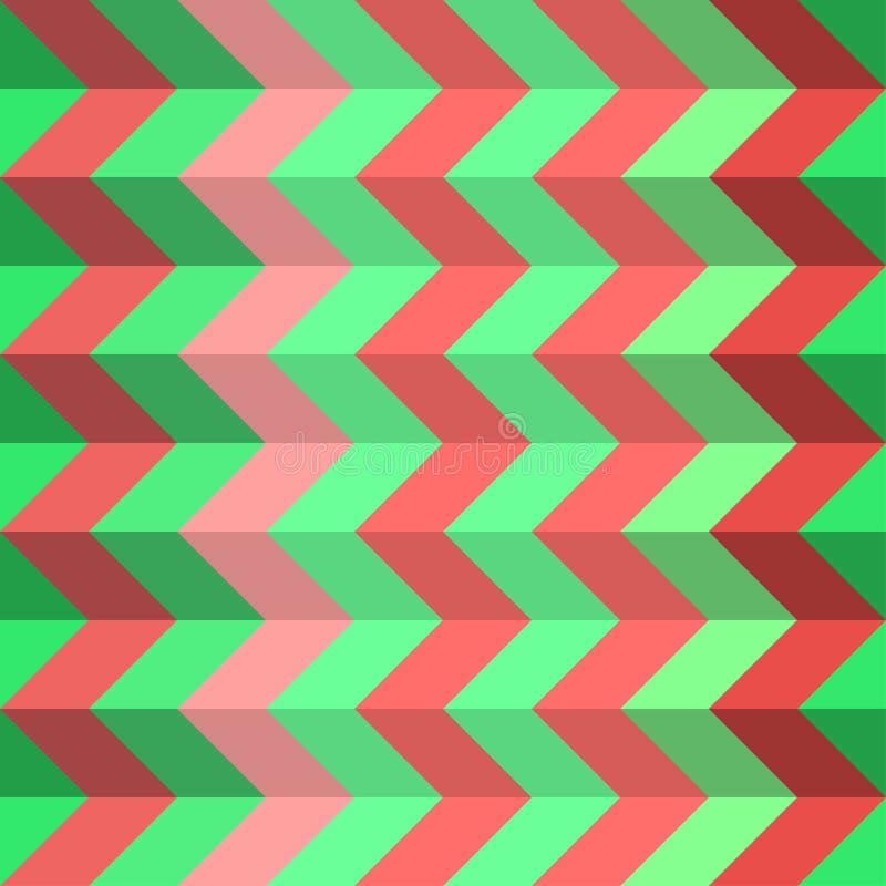Modèle mignon lumineux sans couture des rayures diagonales et horizontales iridescentes de l'épaisseur égale pour des filles ou d illustration de vecteur