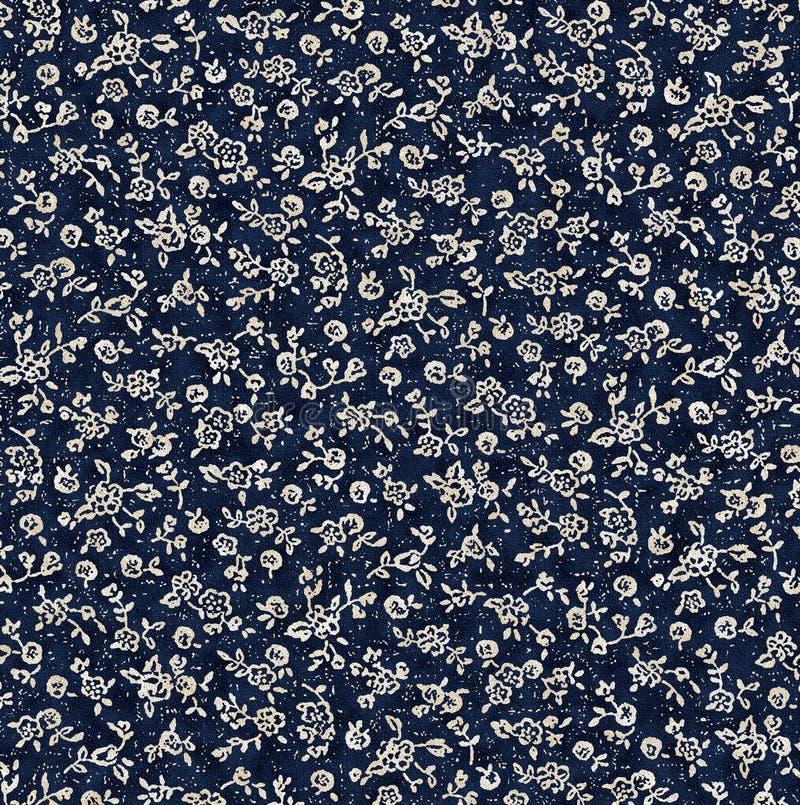 Modèle moderne de texture florale illustration libre de droits