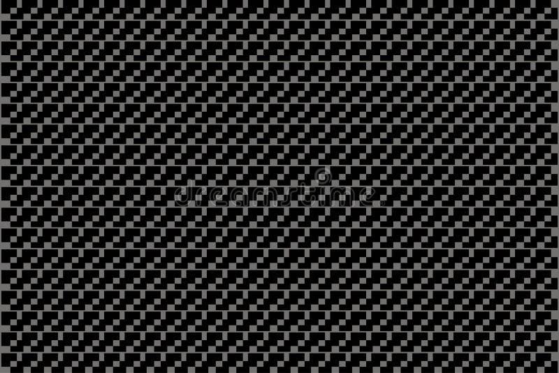 Modèle monochrome des rectangles illustration libre de droits