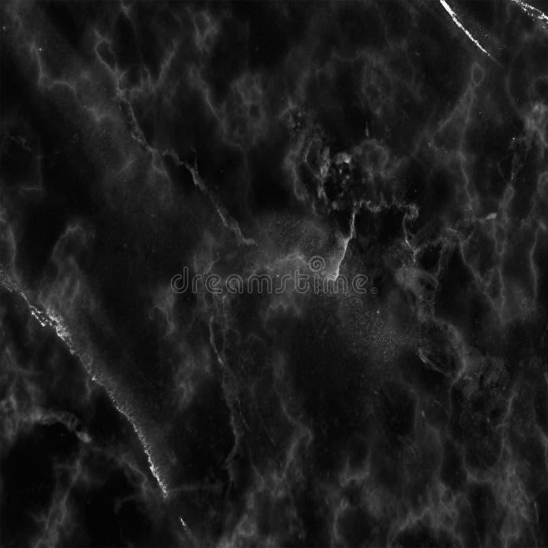 Modèle naturel de marbre noir pour le fond, pierre de marbre noire et blanche de résumé et noire de marbre naturelle Marbre de ha photos stock