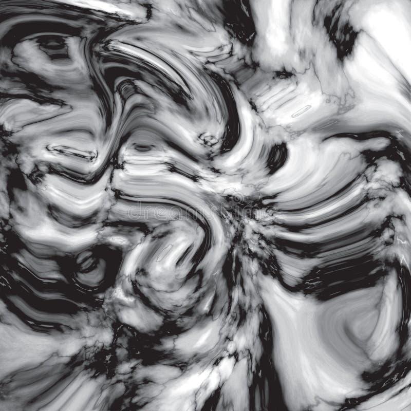 Modèle naturel noir et blanc lumineux de texture pour le fond ou peau luxueuse haute r?solution de photo illustration stock