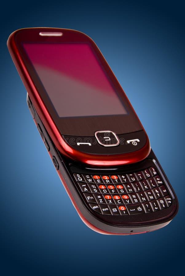 Modèle neuf de téléphone portable image libre de droits