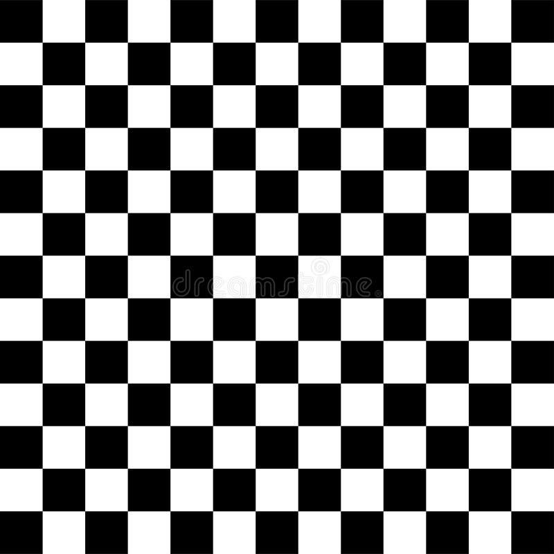 Modèle noir et blanc pour le fond classique illustration libre de droits