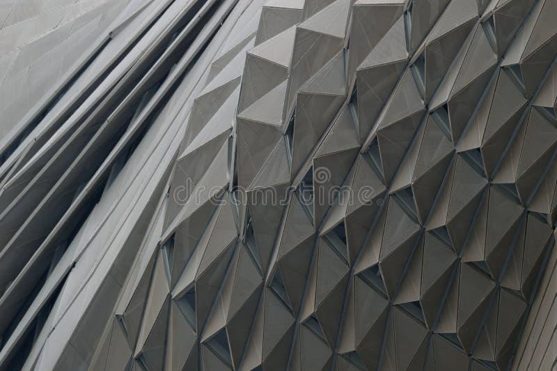 Modèle ou fond moderne d'architecture photos stock