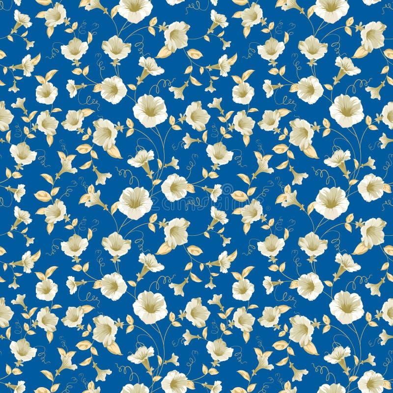 Modèle samless de fleur illustration libre de droits